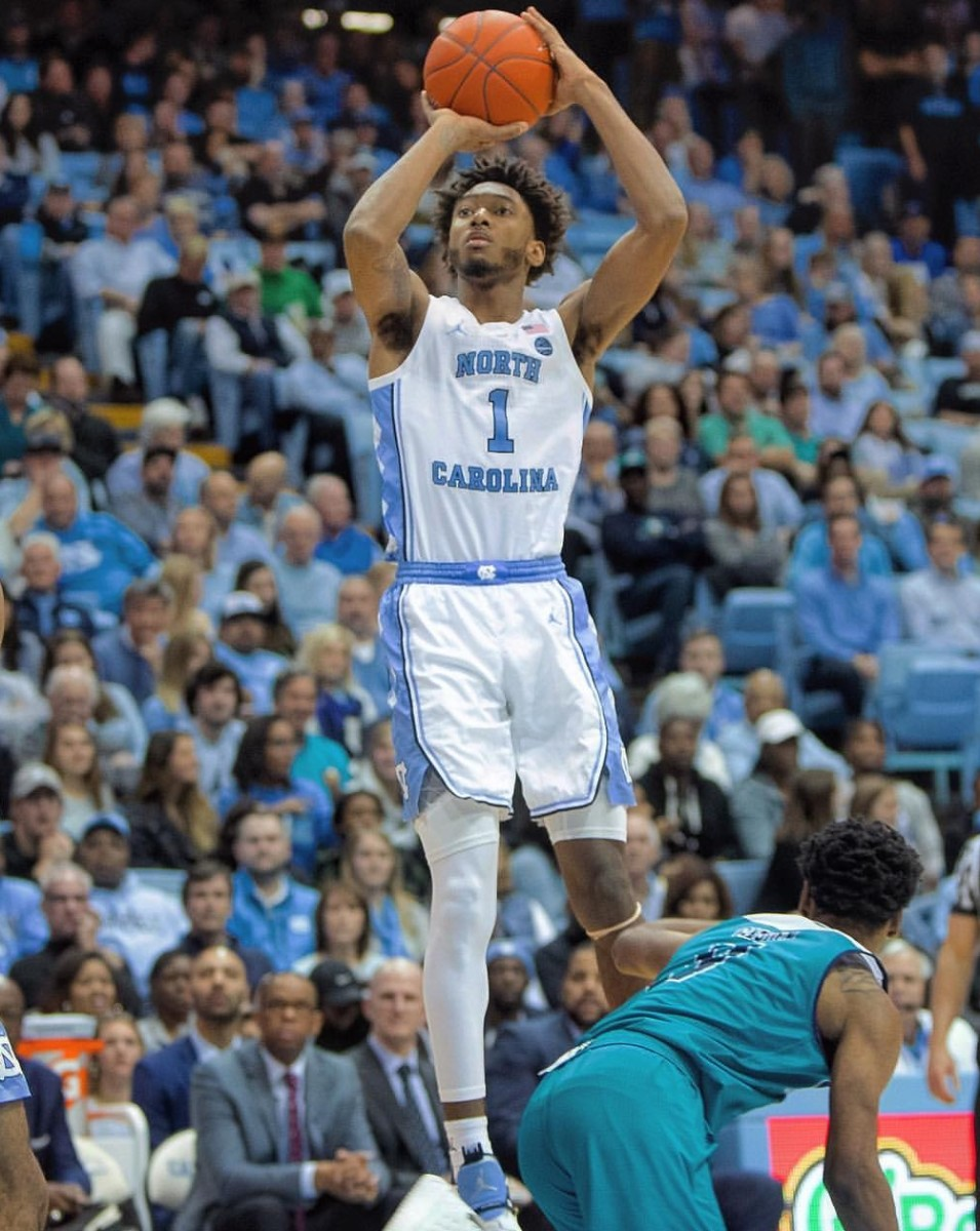 More scoring from Leaky Black would be a welcome sight for the Tar Heels.