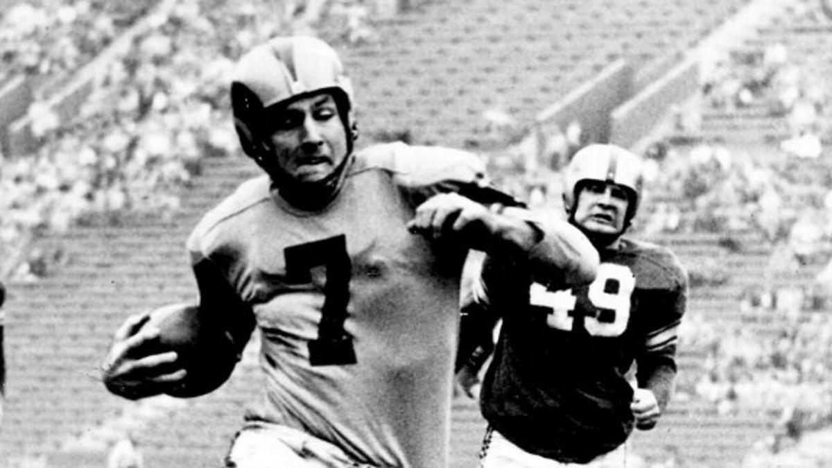 Bob Waterfield (left)