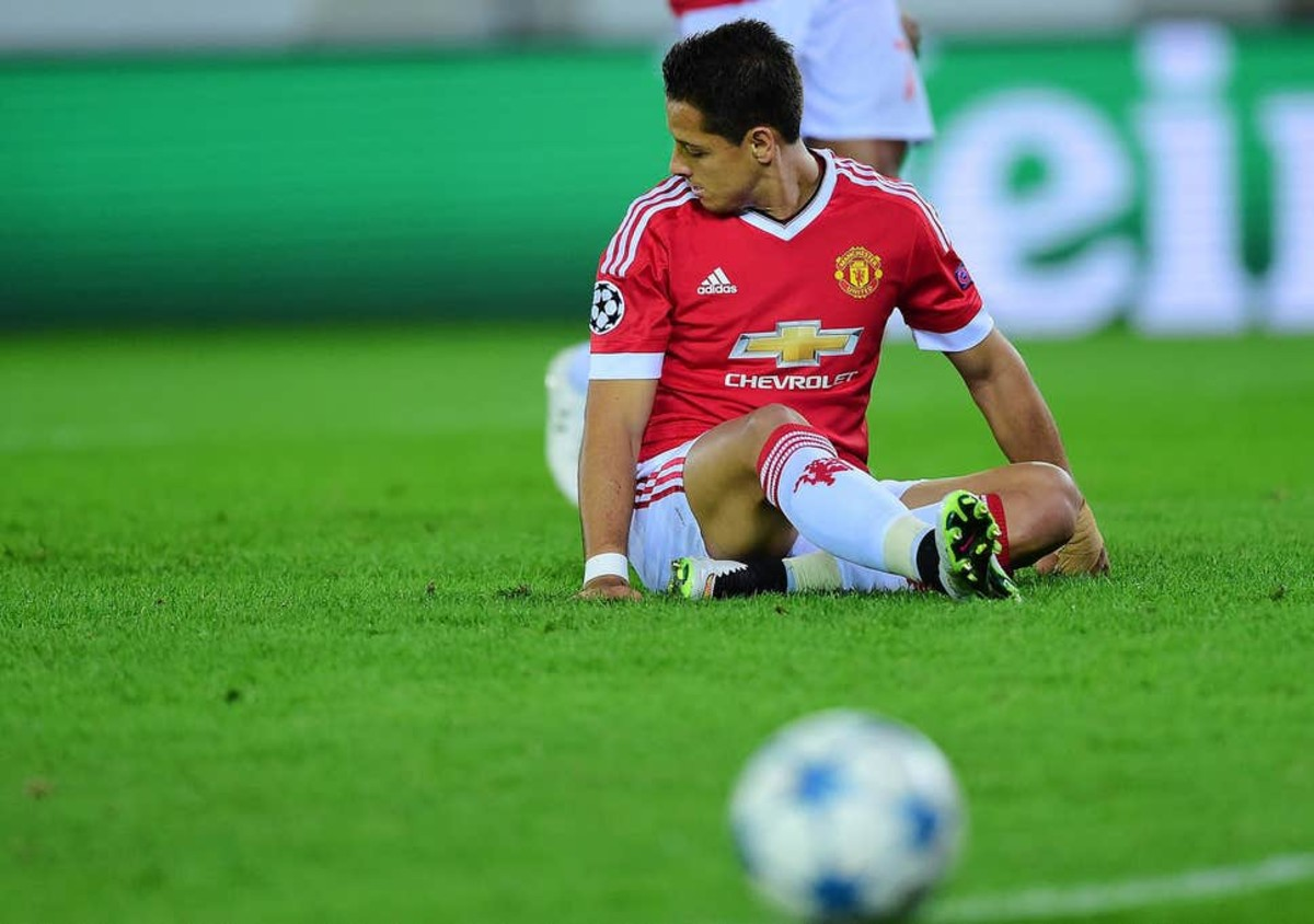 Hernandez terrible 2013/14 season resulted in a fall from grace in the eyes of the club's fans.