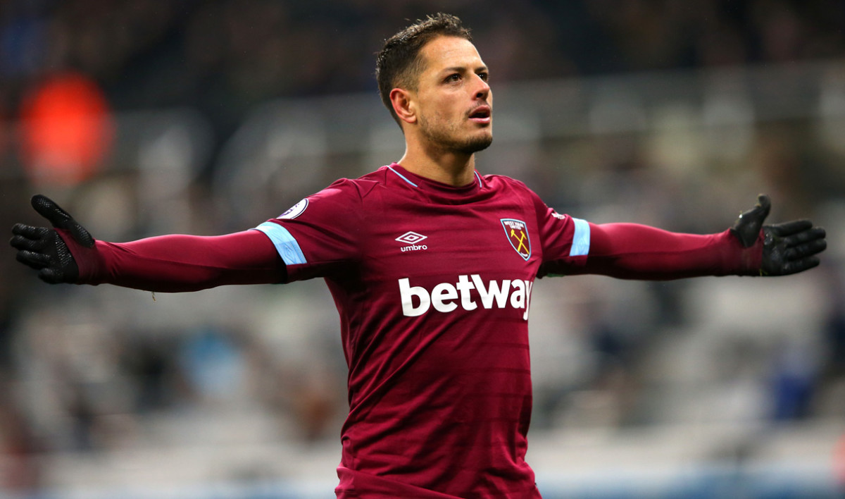 Hernandez (Chicharito) is now playing for West Hamm.