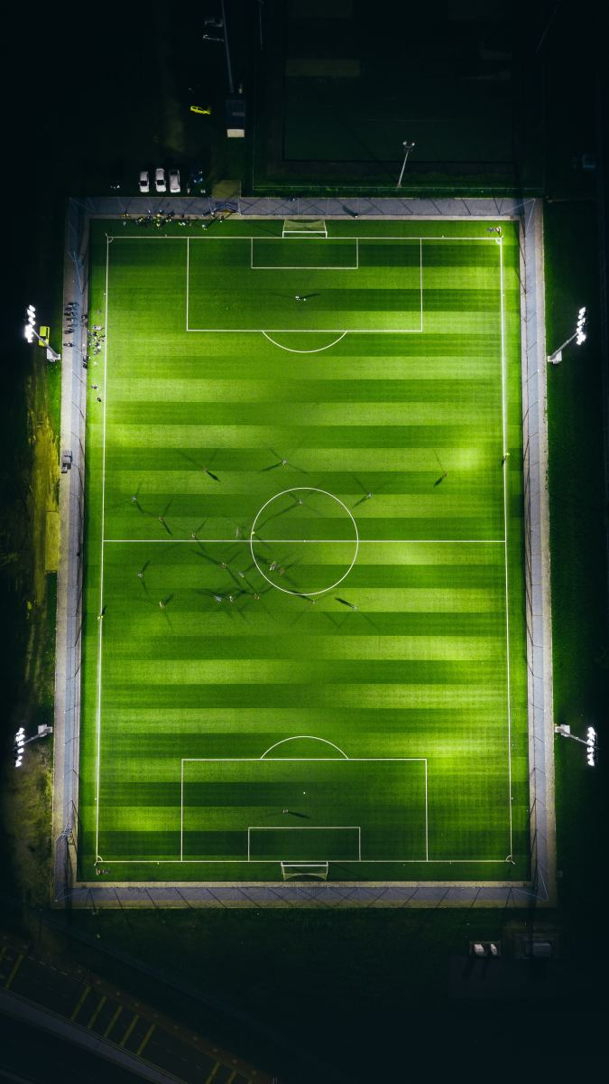 Standard Football/Soccer Field