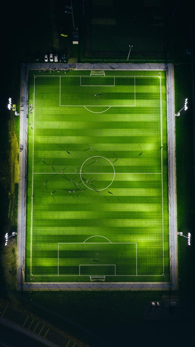 Standard Football/Soccer Field