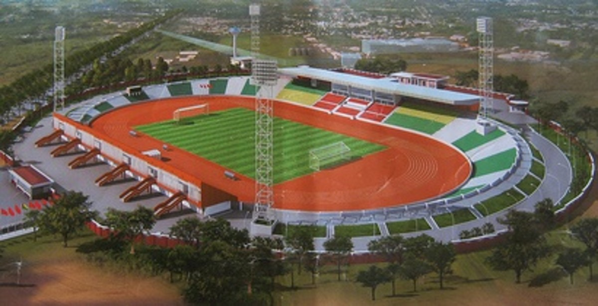 Estadio Nacional 24 de Setembro is the home stadium of Guinea-Bissau's football team. The stadium is named in honor of the date Guinea-Bissau gained its independence from Portugal.