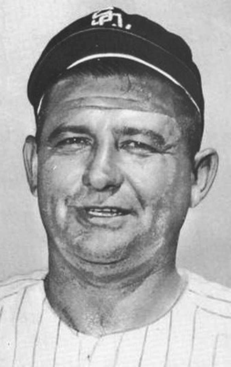 Early Wynn, the Chicago White Sox pitcher who was among the loudest voices against the second All-Star game.