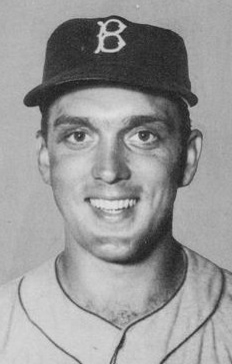 Carl Erskine, the Los Angeles Dodgers player representative, saw many ways in which to divide the new pension money received from the 1956 television and radio rights contract.