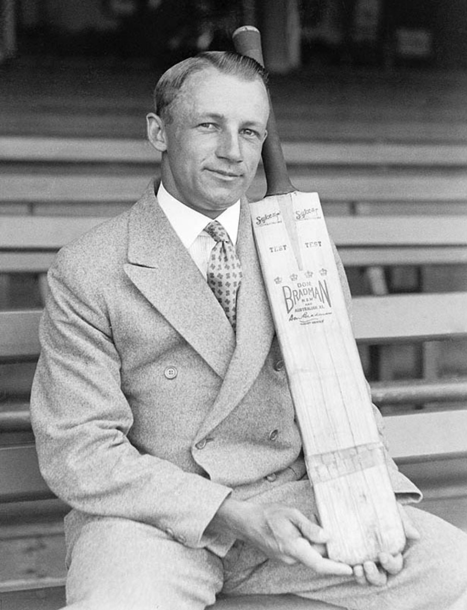 'The Don' the affectionate nickname given to Cricket's greatest ever batsman- Sir Don Bradman.