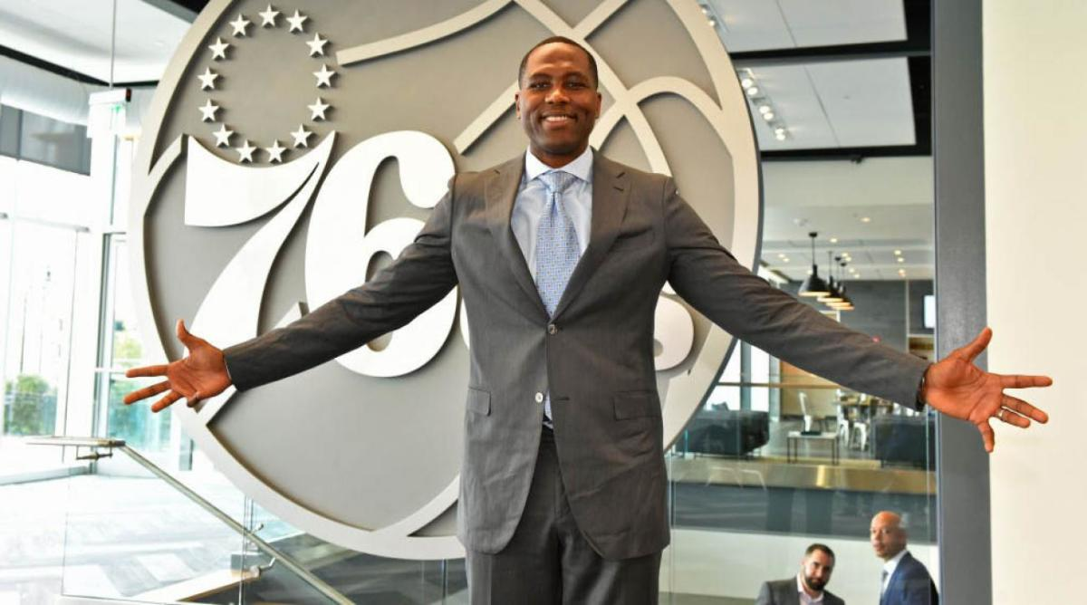 Elton Brand was selected with the first overall pick in the 1999 NBA draft by the Chicago Bulls.