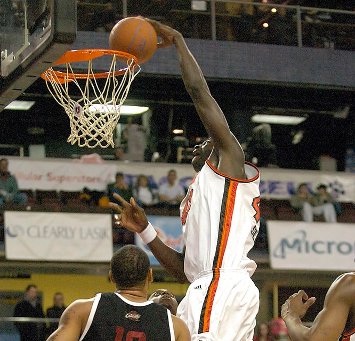 Sene first played for the Senegal national basketball team during the 2013 AfroBasket.