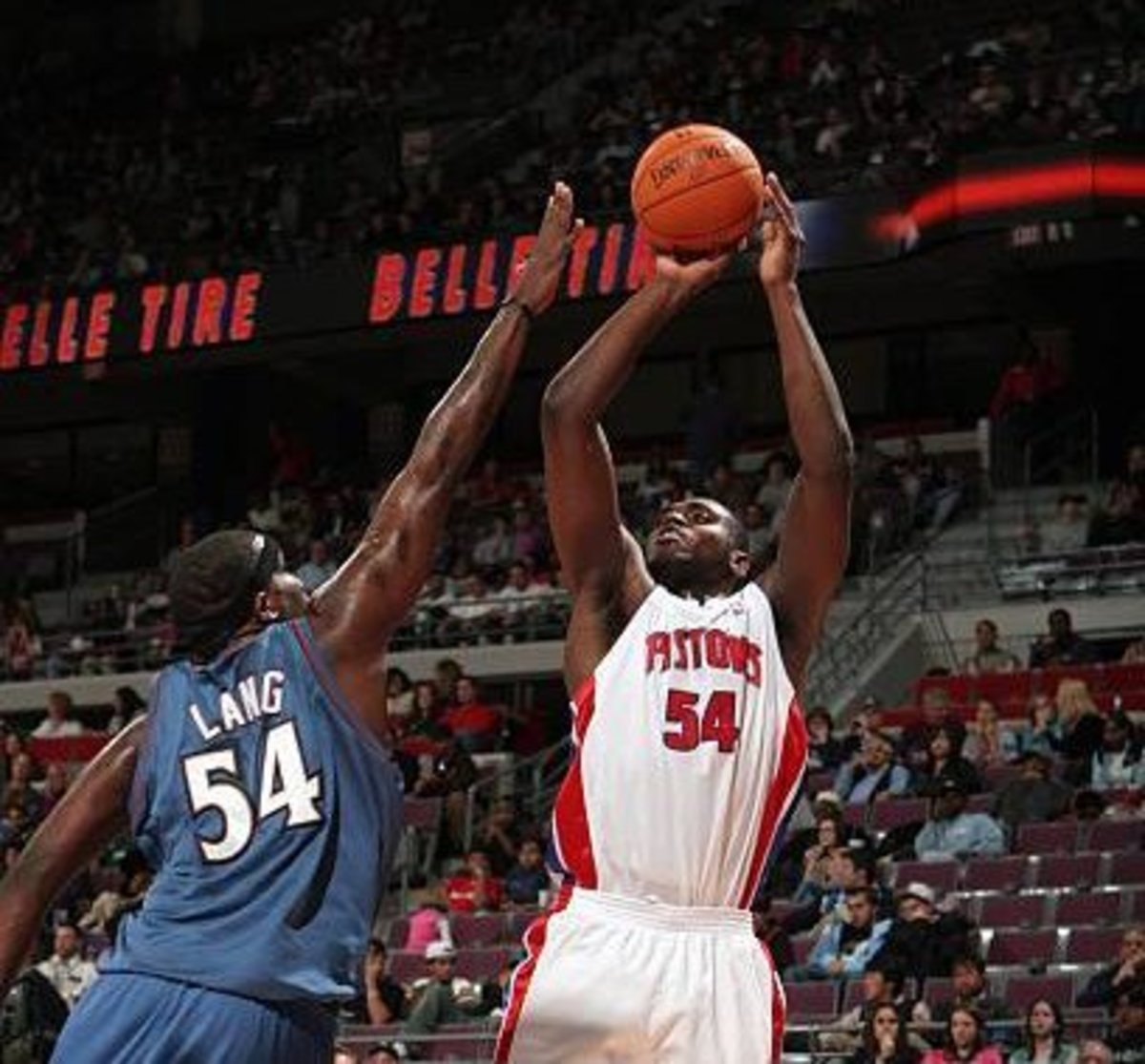 James Lang played for the Washington Wizards.