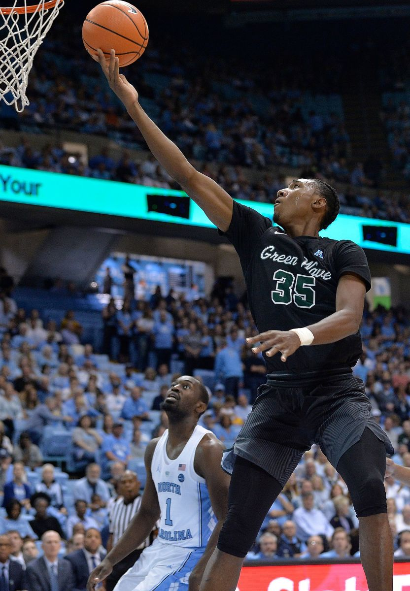 Frazier was drafted by the Orlando Magic with the 35th overall selection in the 2018 NBA draft.