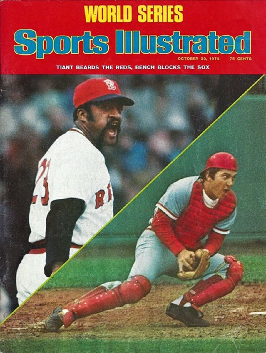 The Series had captured the nation's attention. Tiant and Bench made the cover on October 20.