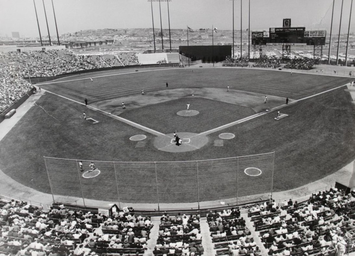Candlestick in the 1960s