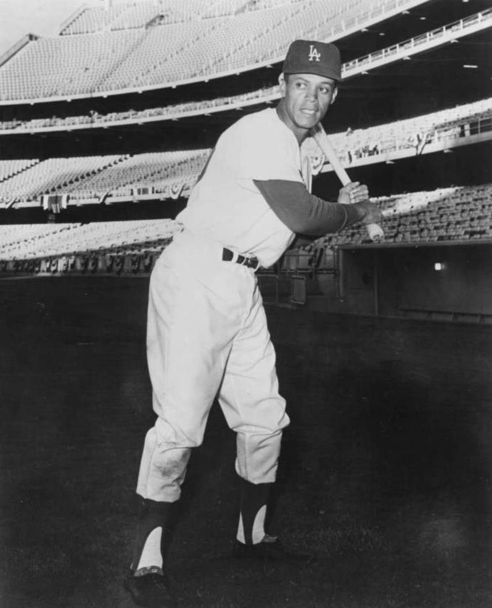 Maury Wills eventually got the chance to manage in the majors, but did not find much success with the Mariners.