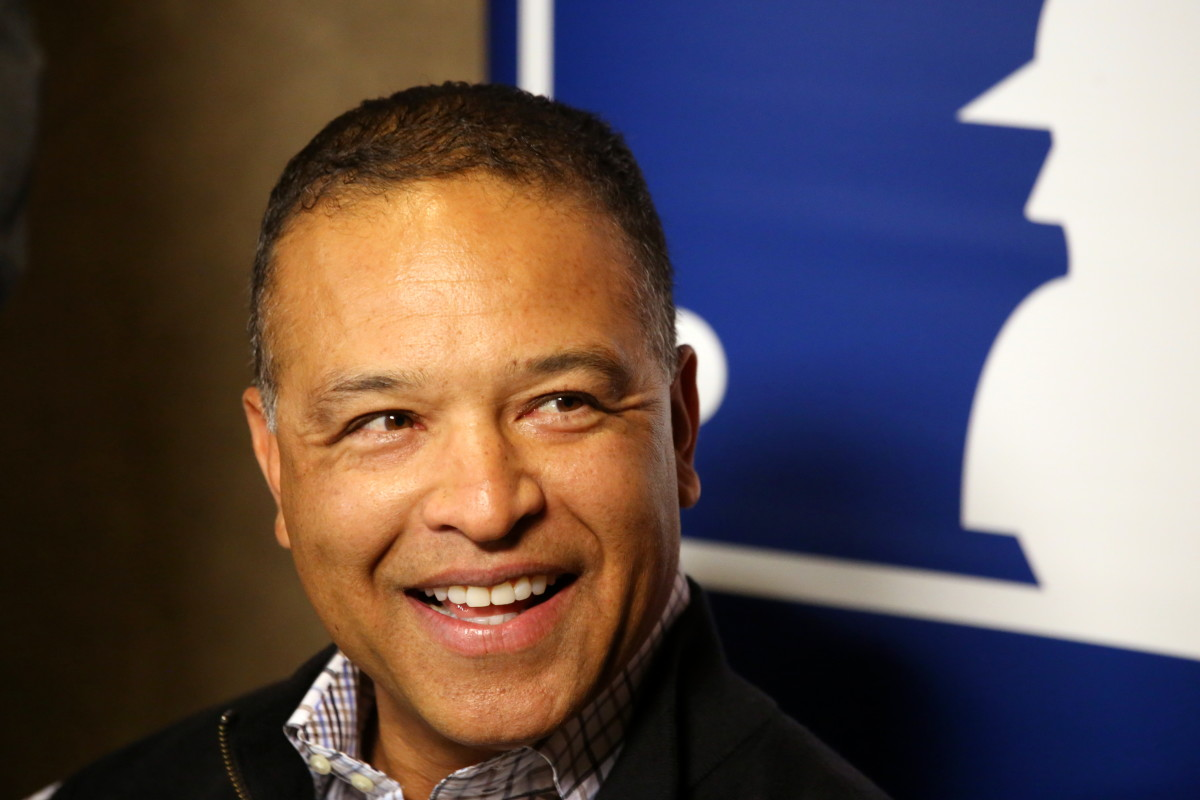 If it wasn't for the Houston Astros cheating scandal, Dave Roberts would be the only black manager currently in Major League Baseball.