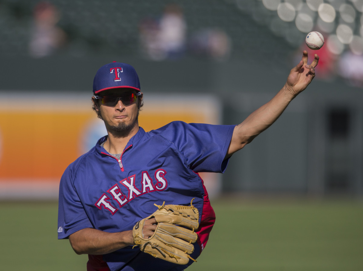 Yu Darvish has been named a Major League All-Star four times, the most of any Japanese-born pitcher.