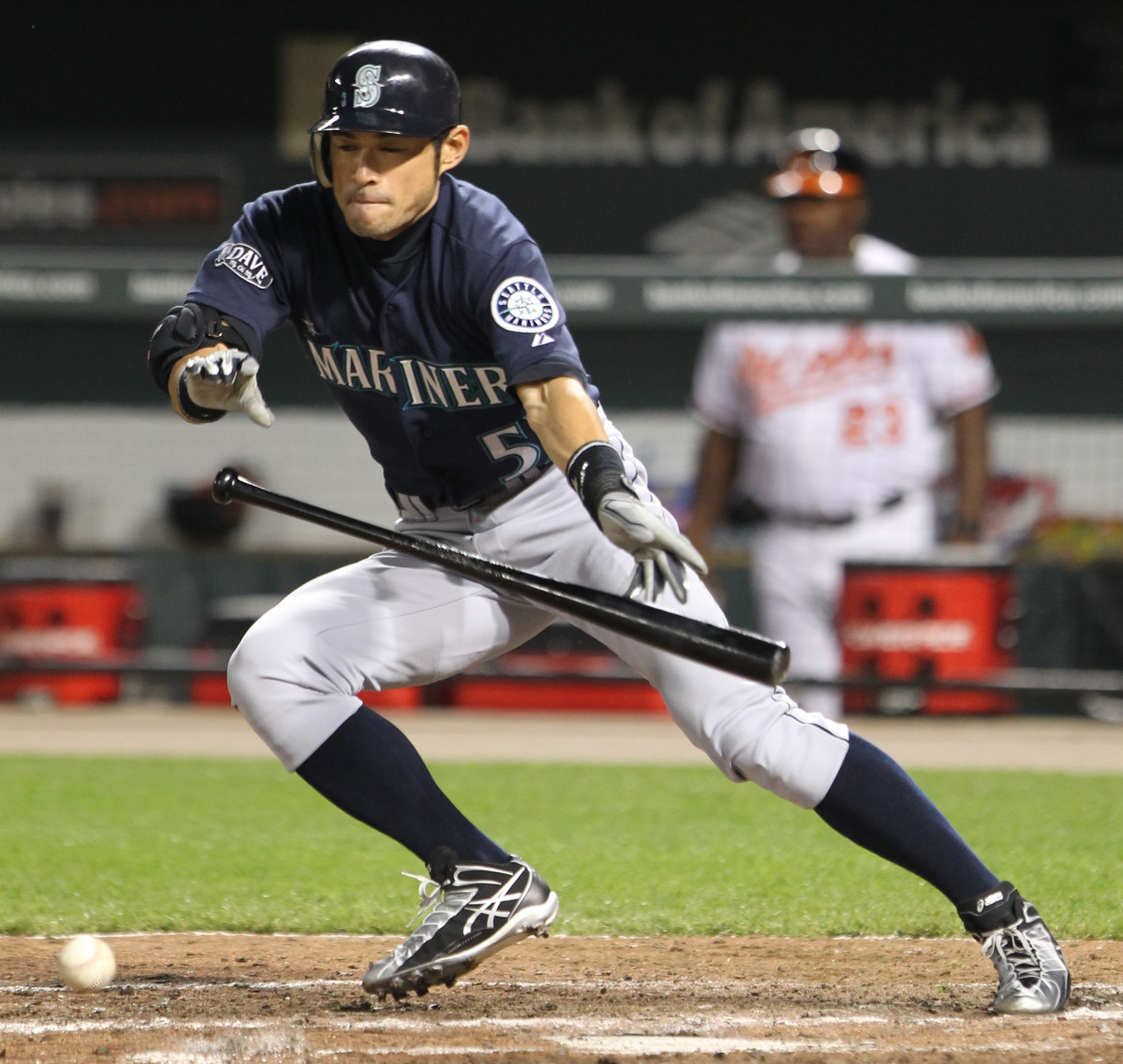 When combing his professional hits in Japan and in the United States, Ichiro Suzuki has more than any other player in history.