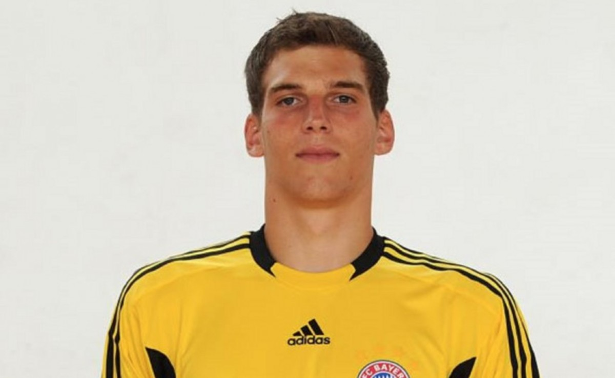 Daniel Müller had five shutout games for Bayernliga Nord.