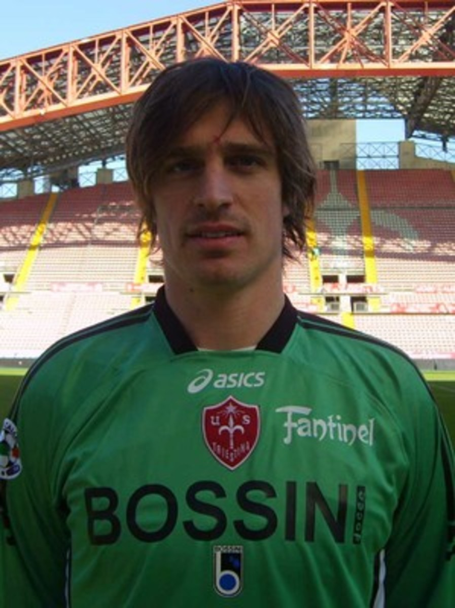 Paolo Domenico Acerbis was involved in the 2011 Italian football scandal for match fixing. He was suspended for two and a half years.