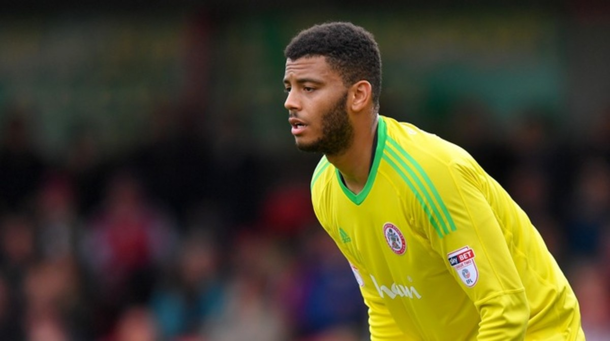 Aaron Chapman has made 53 appearances for Accrington Stanley.