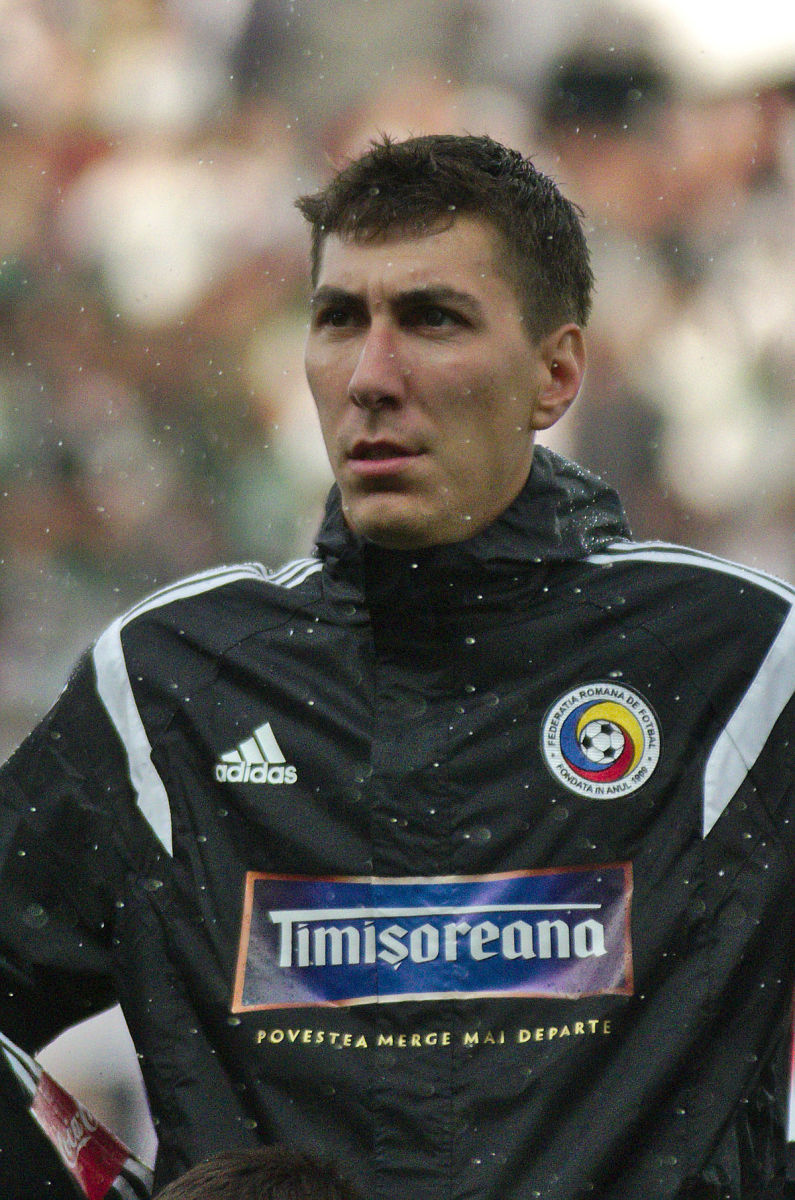 Costel Pantilimon is a Premier League champion with Manchester City.