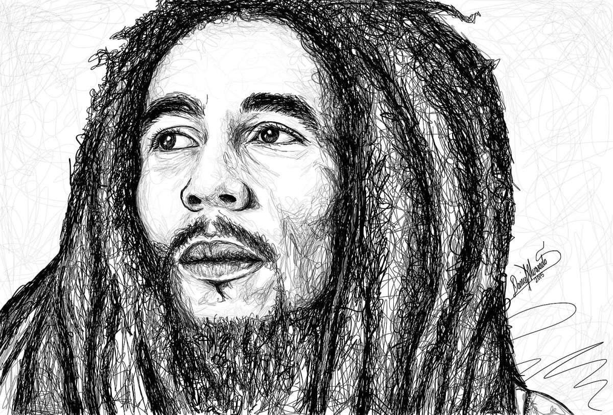 Bob Marley, legendary reggae musician died at age 36 from an aggressive form of melanoma under his toenail; it was originally dismissed as a soccer injury.