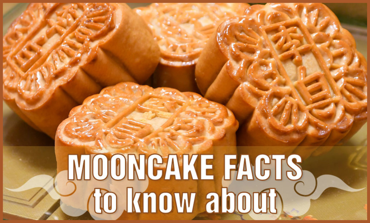 9 Facts About Chinese Mooncakes: History, Culture, Legends