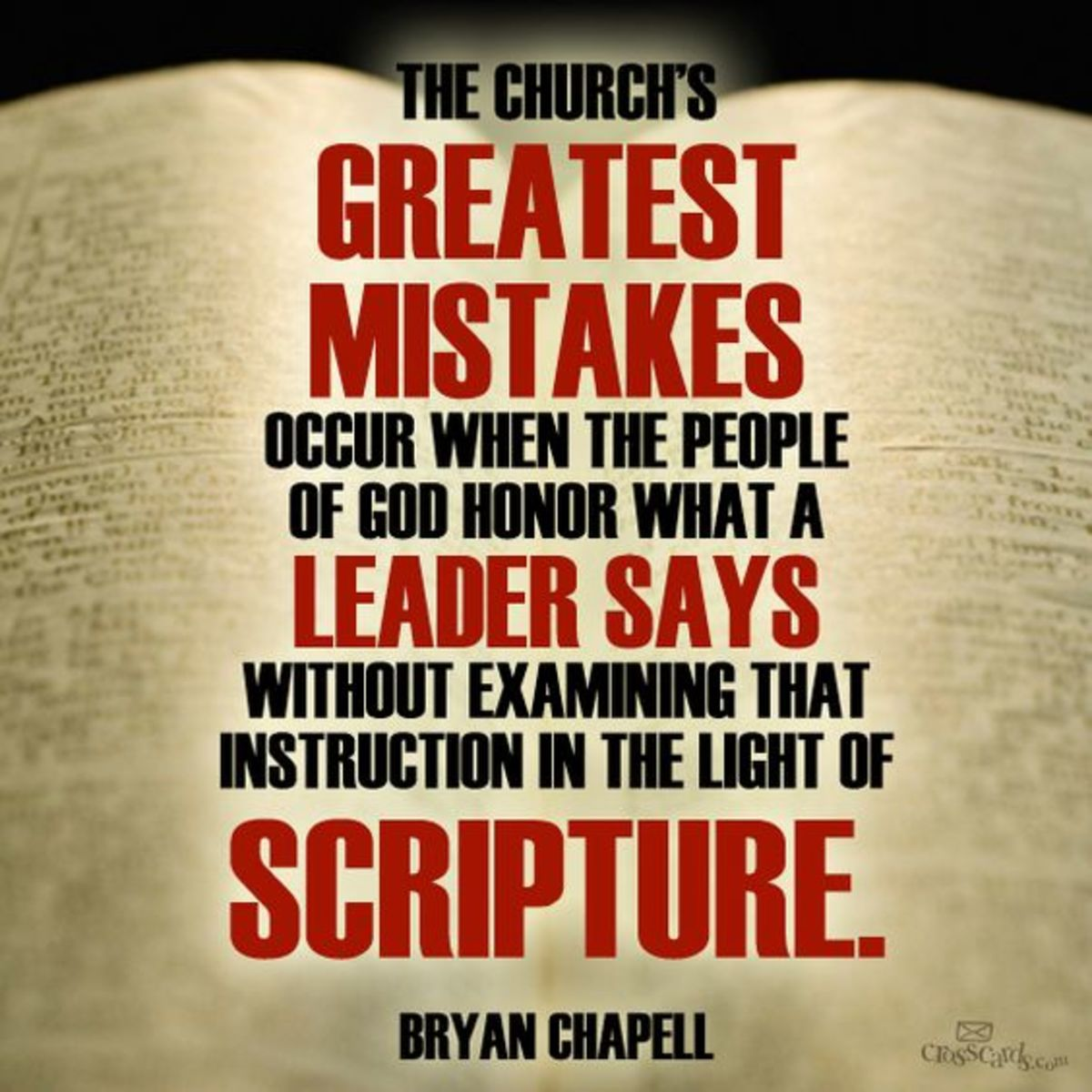 Pastors Gone Bad, Focusing on Themselves Instead of Christ