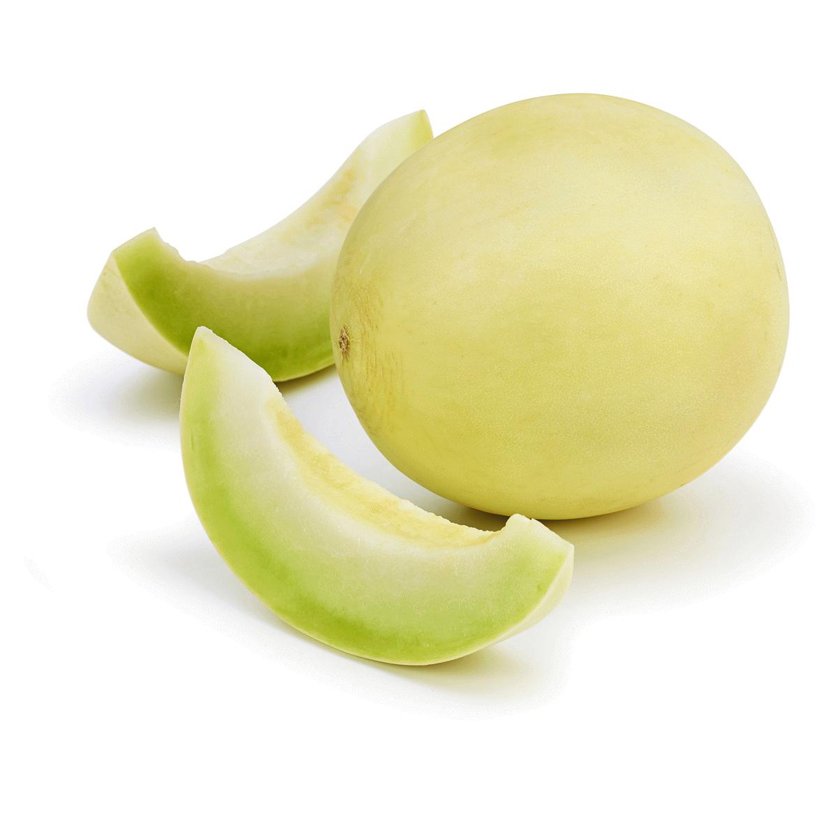 Mmmmm, honeydew melons