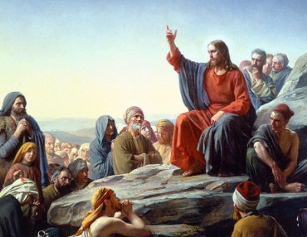 Jesus Talk about the Kingdom of God