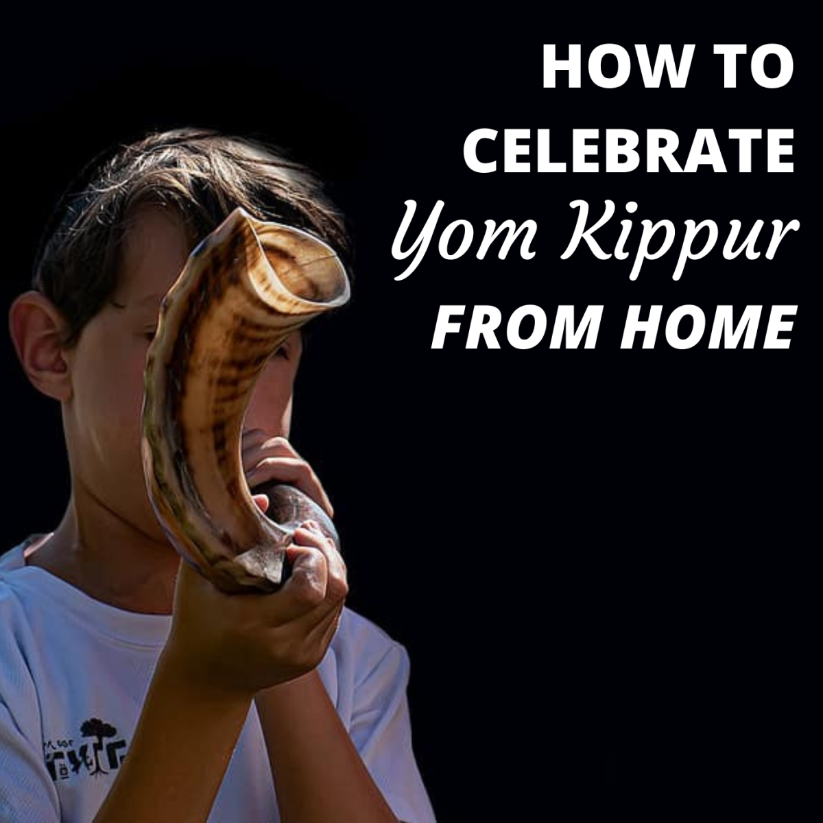 4 Ways to Celebrate Yom Kippur Without Going to Temple
