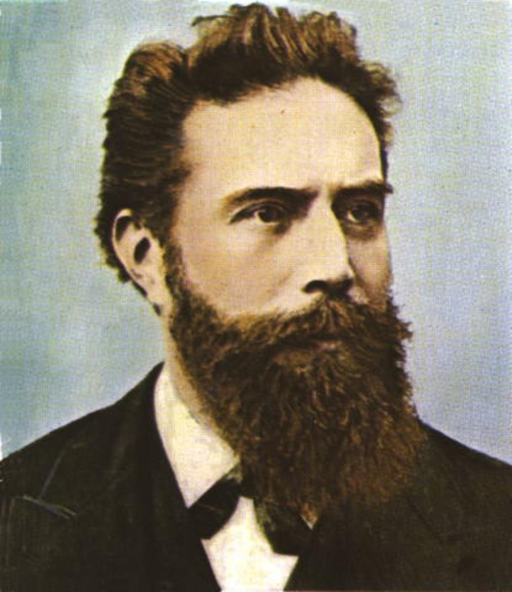 Wilhelm Röntgen: The Father of Diagnostic Radiology