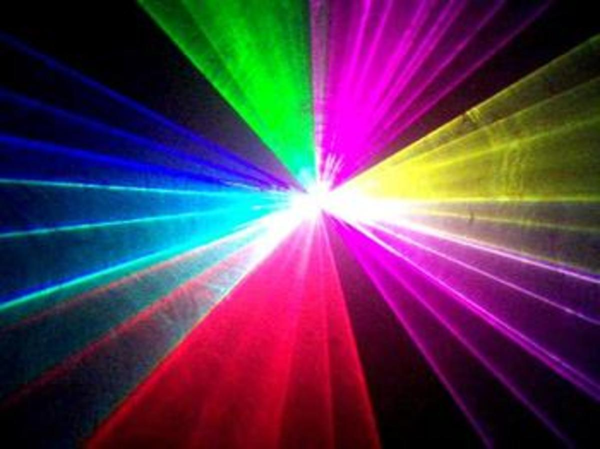 Applications and Surprises of Laser Physics