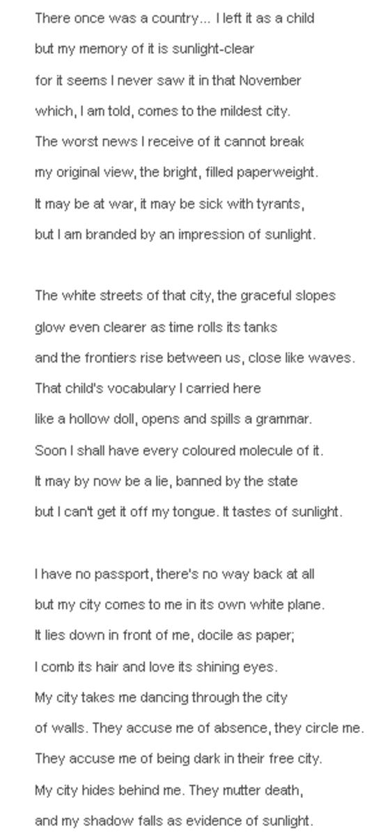 analysis-of-poem-the-emigree-by-carol-rumens