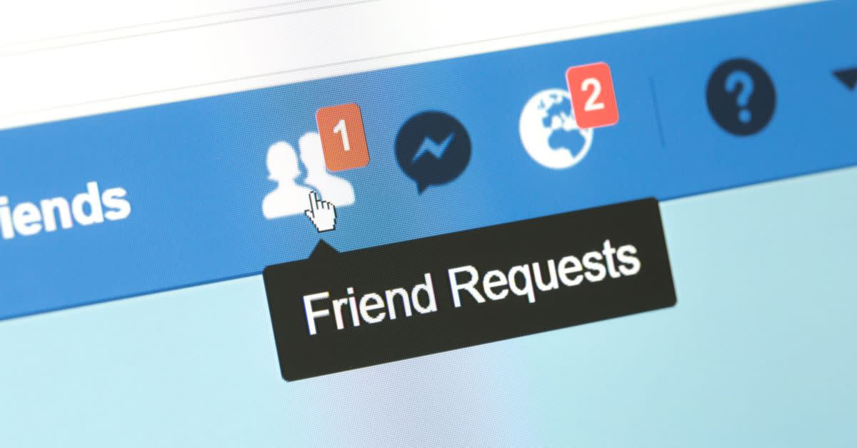 When to Accept or Decline a Friend Request on Facebook