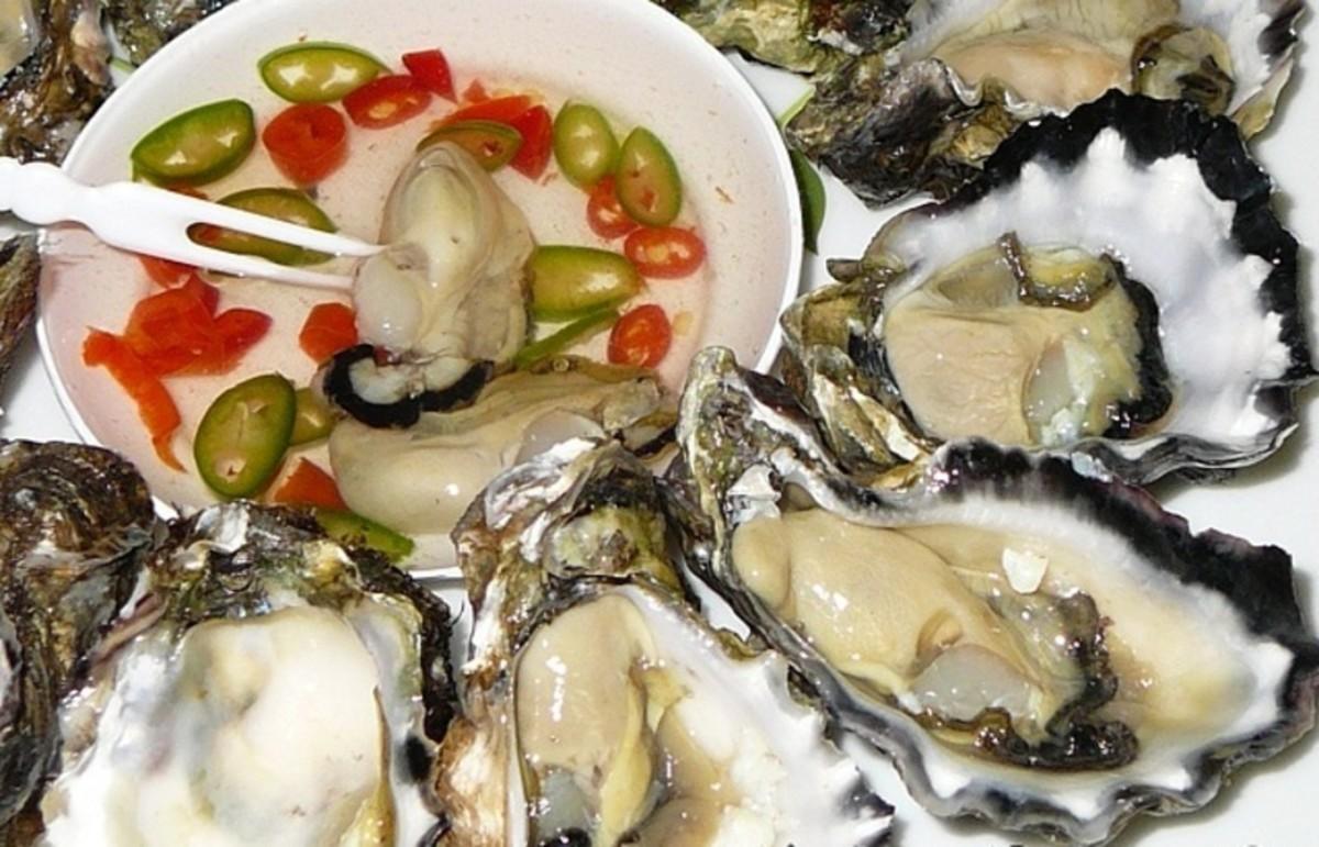 How to Make Filipino-Style Oyster Ceviche (Kinilaw na Talaba)