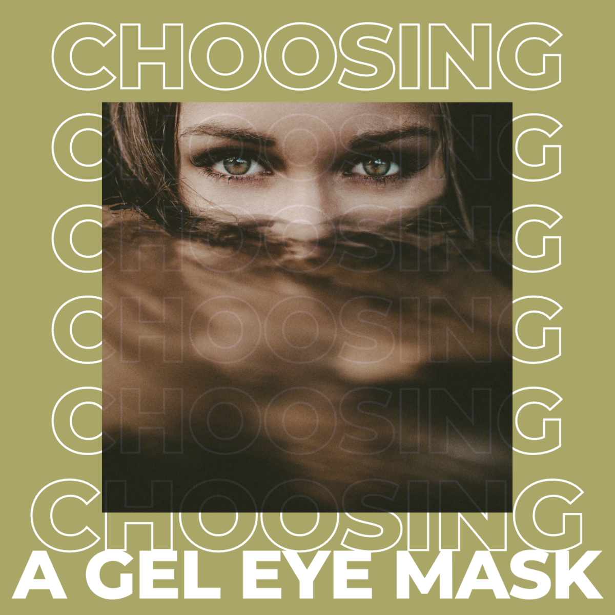 Choosing a Gel Eye Mask