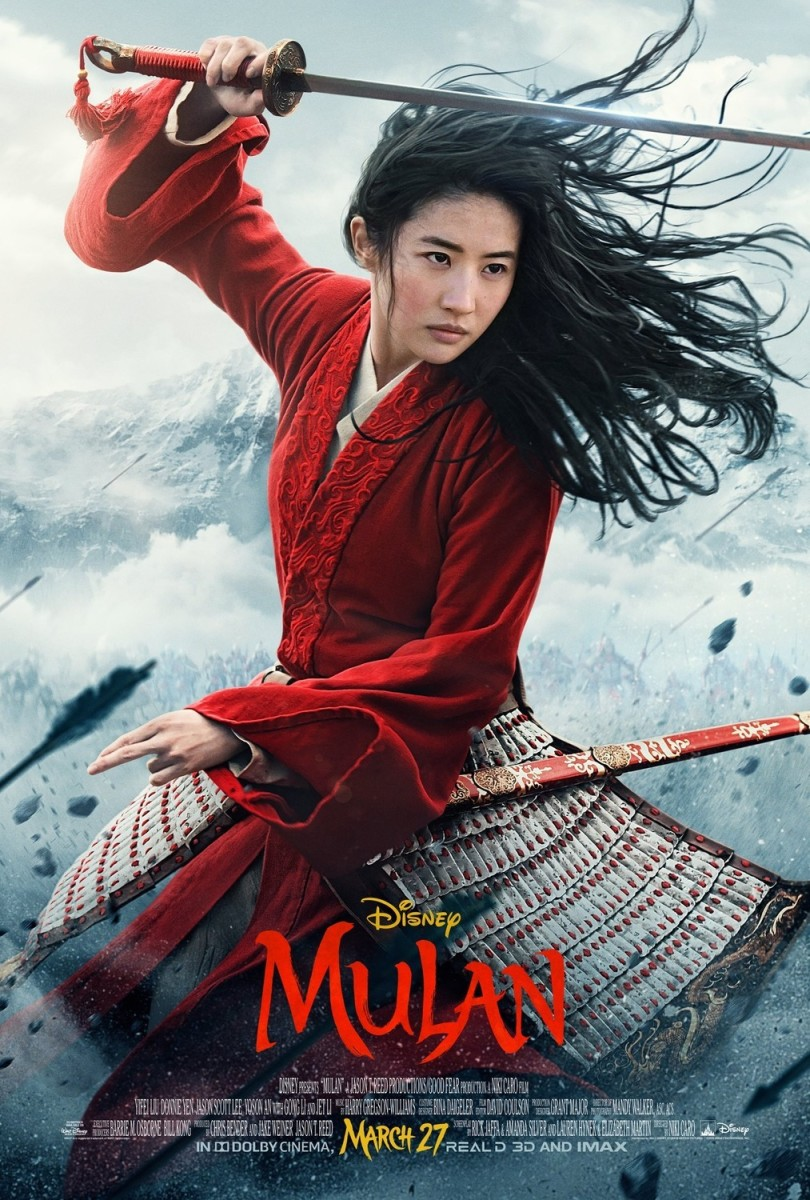 "Movie Review: ""Mulan"""