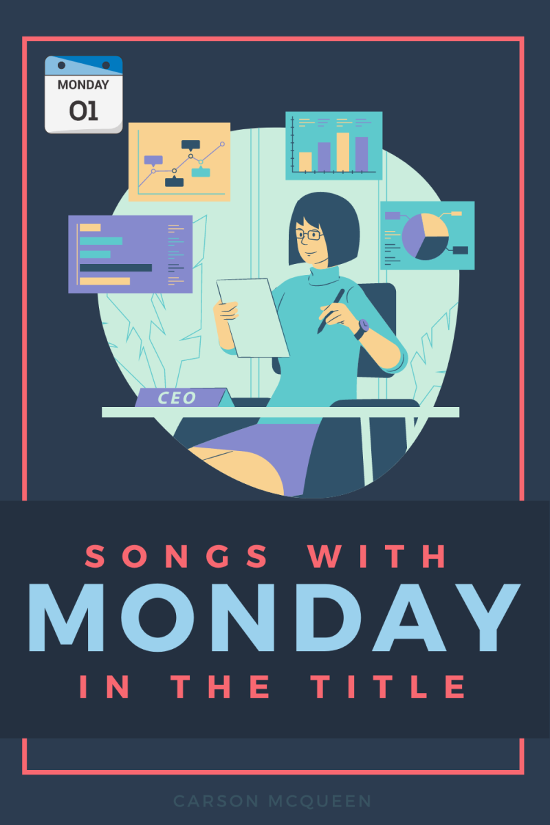 70+ Songs With Monday in the Title