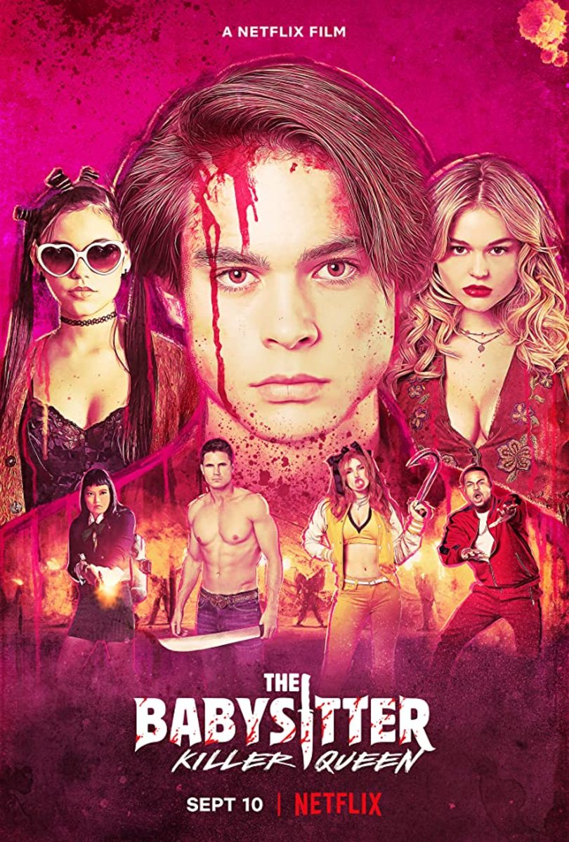 'The Babysitter: Killer Queen' (2020) A Satanic Movie Review