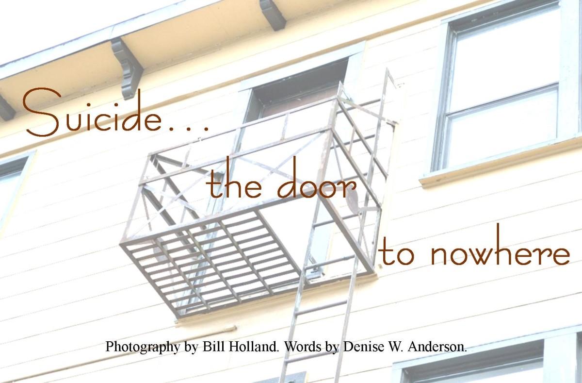 Suicide: The Door To Nowhere