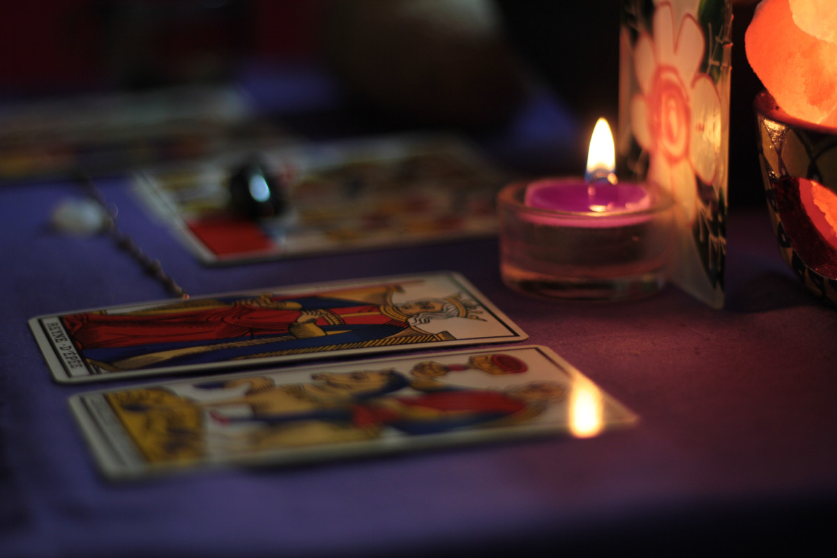 The Lovers and the Devil of Tarot: Entering the Dance of Love