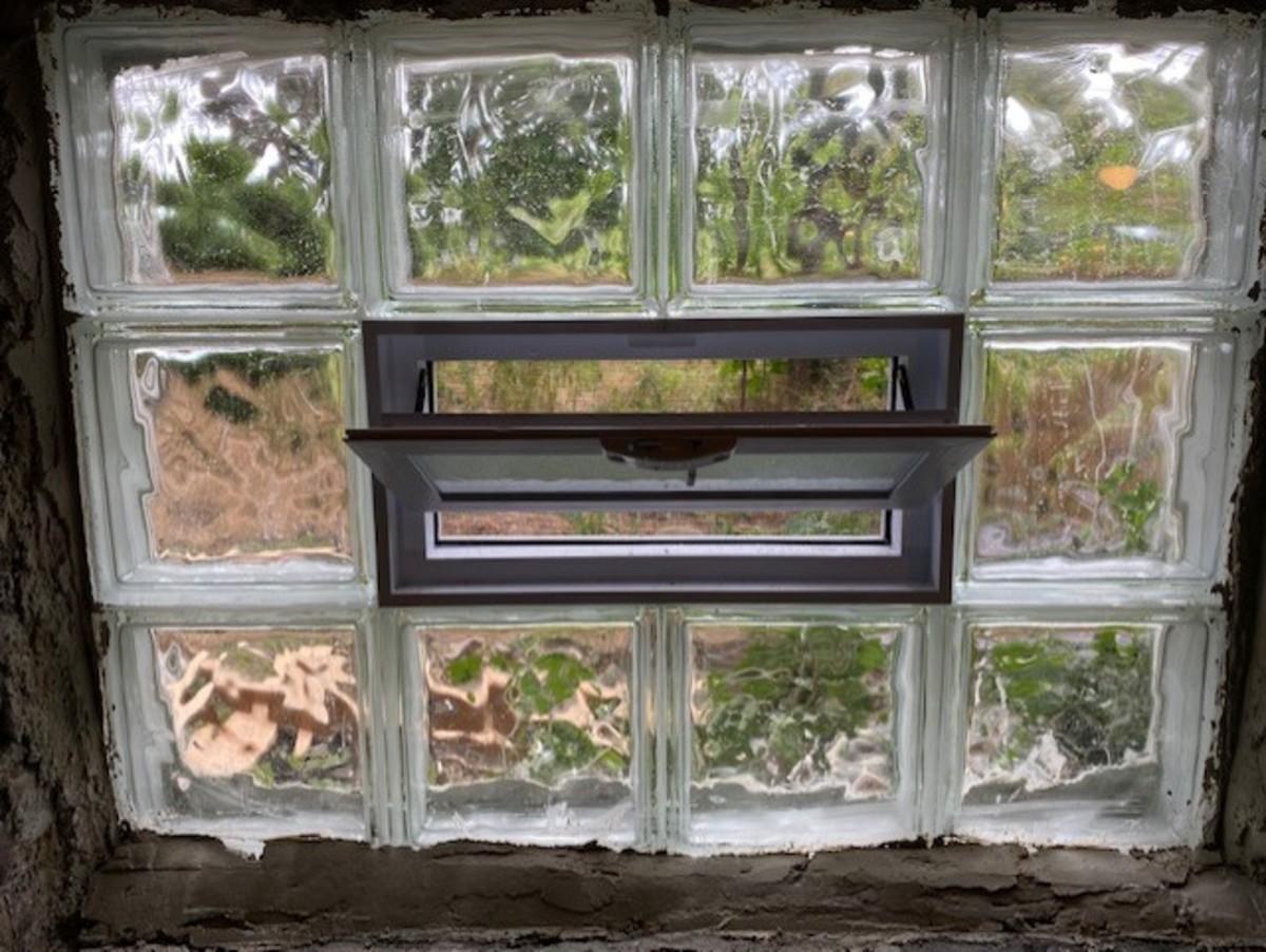 Level and set window.