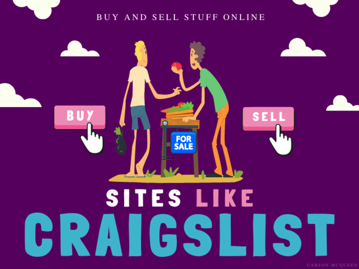 10 Sites Like Craigslist: Buy and Sell Stuff Online