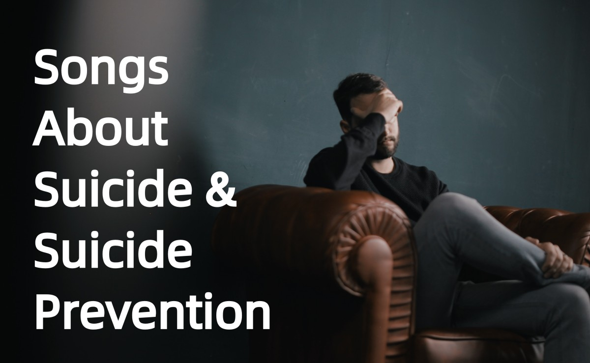 Music is a powerful communication tool. Songs from this Save A Life Playlist aim to prevent suicide and raise awareness about its lasting impact on family, friends, and others.