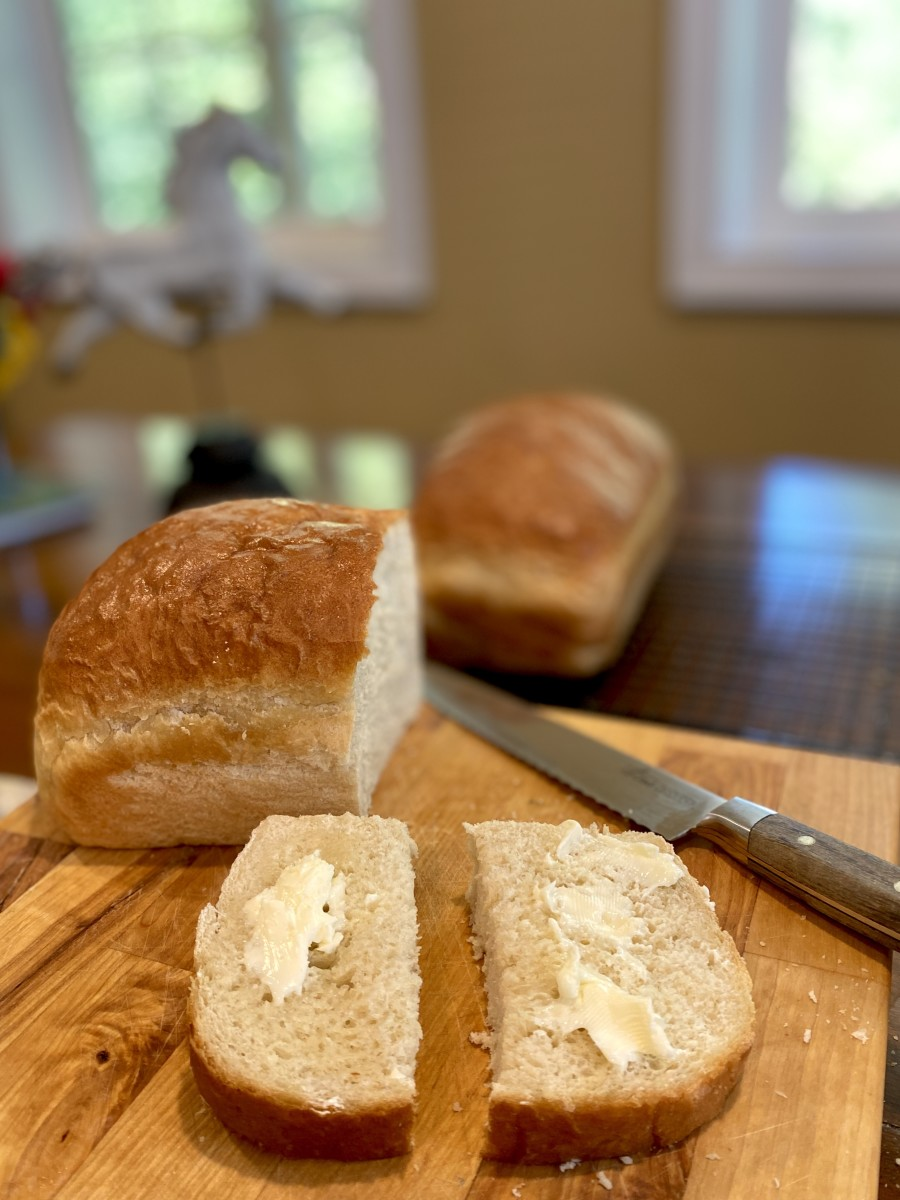 Do you want to know the secret to perfect homemade bread?