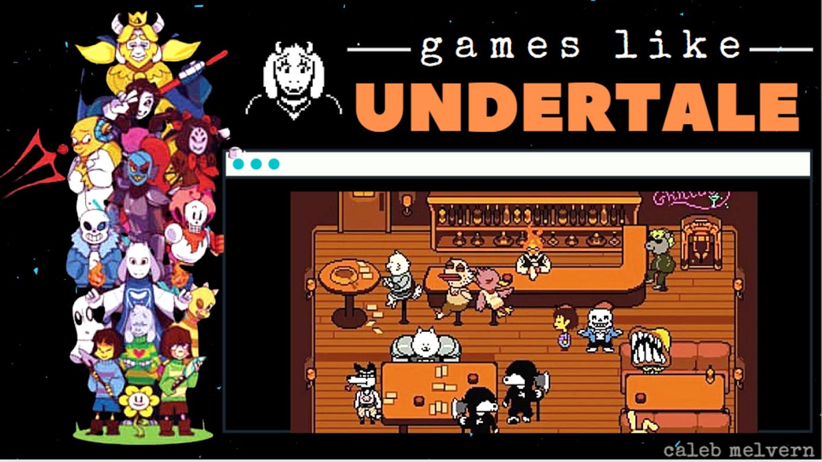 games-like-undertale