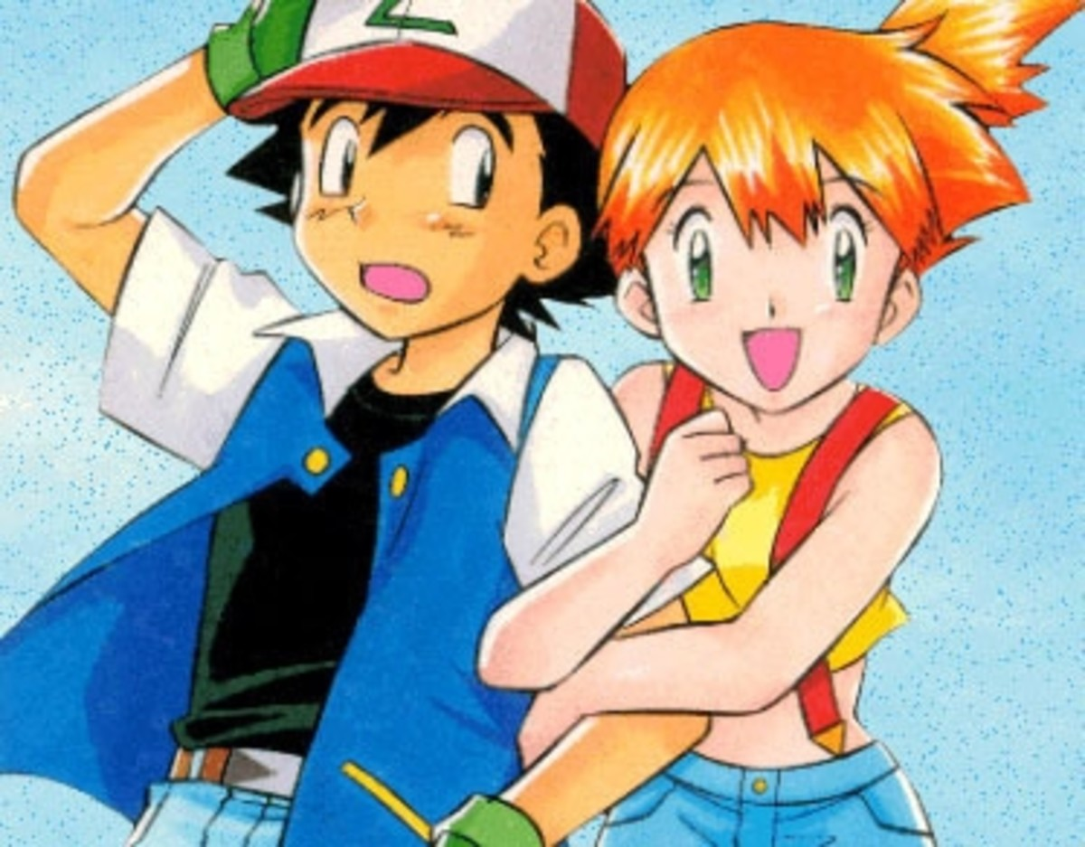 Top 10 PokéShipping (Ash and Misty) Moments in