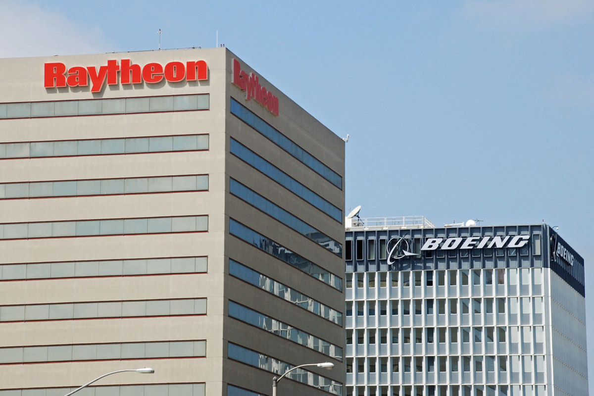 Raytheon Building