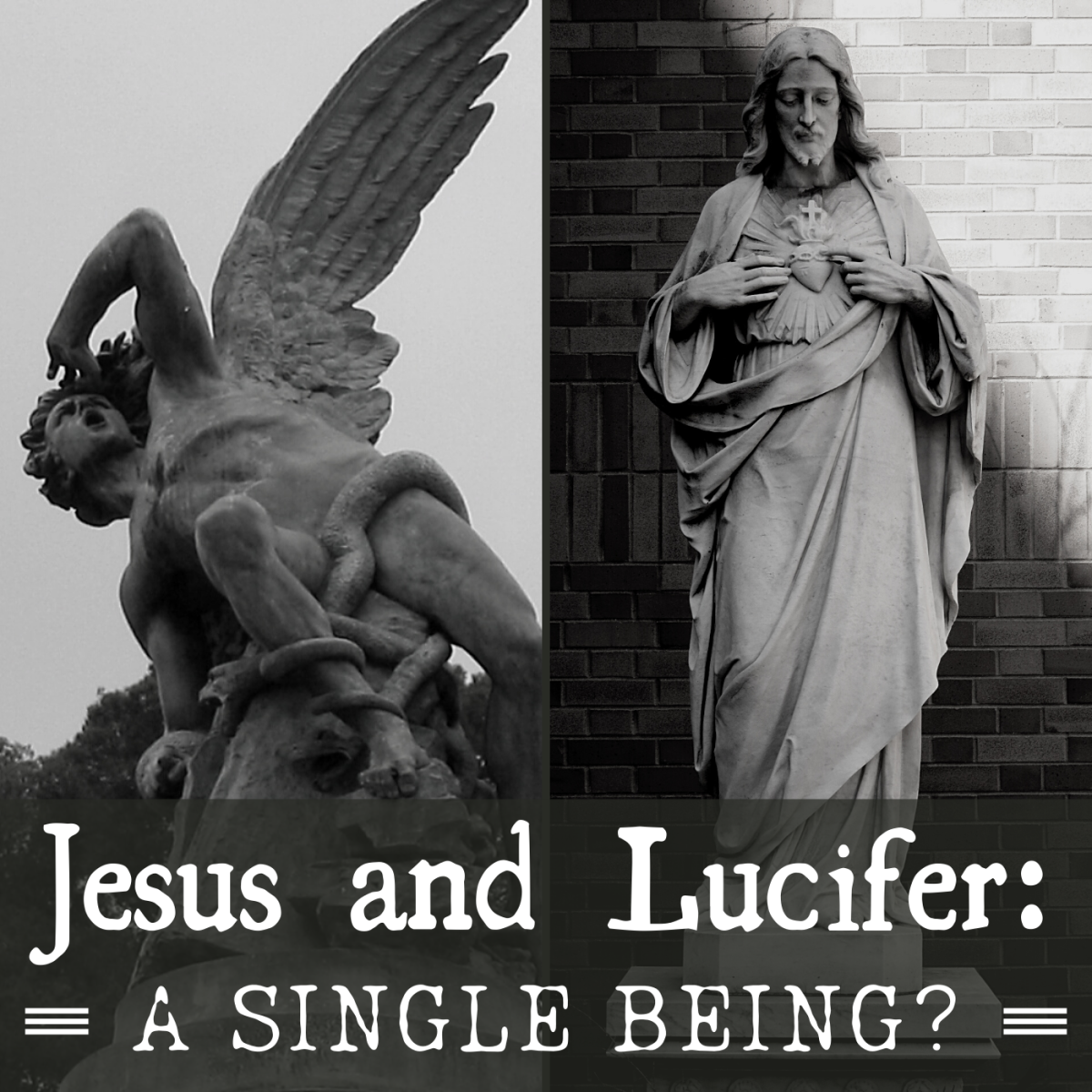 Are Jesus and Lucifer one and the same?