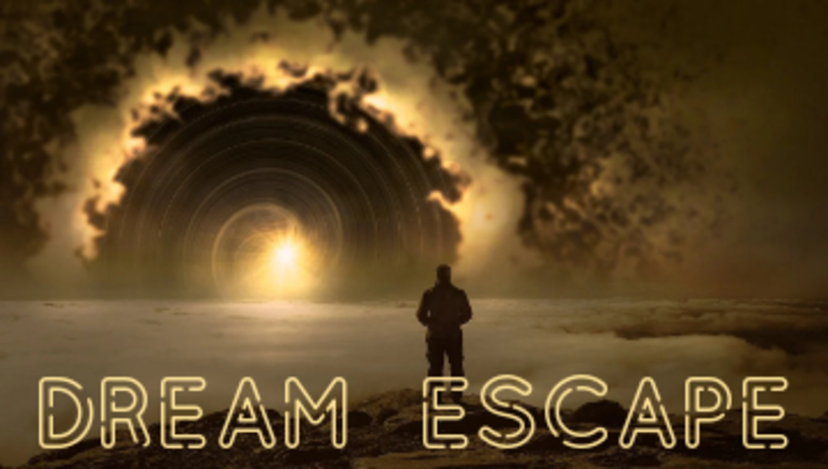 Poem: Dream Escape
